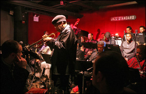 Charles Tolliver at the Jazz Standard